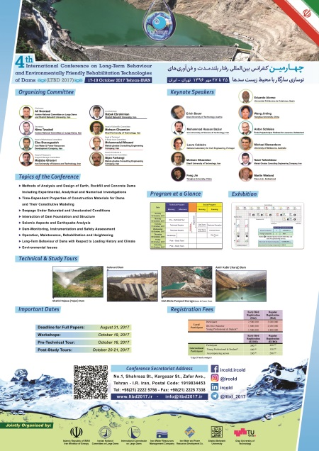LTBD 2017 poster of the 4th International Conference