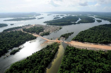article critique study on belo monte Full-text paper (pdf): assessing the impact of hydroelectric dams on amazonian rivers using ecopath with ecosim: a case study of the belo monte dam.